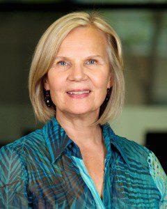 Journalism professor Ann Rauhala.