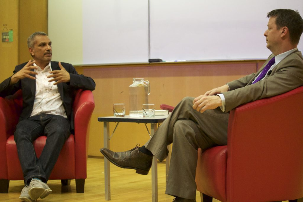 Author and Ryerson School of Journalism professor Kamal Al-Solaylee discusses his latest book with The Globe and Mail's Doug Saunders.